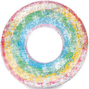 Bóia Arco-íris Brilhante 91 cm