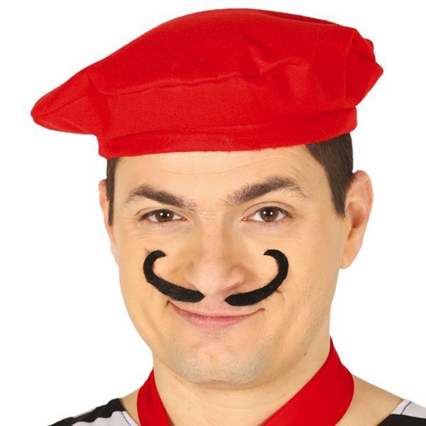 Boina Vermelha Pintor