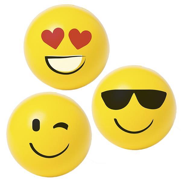 Bola Anti-Stress Emoji