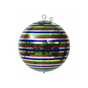 Bola de Espelhos Multicor, 30 cm