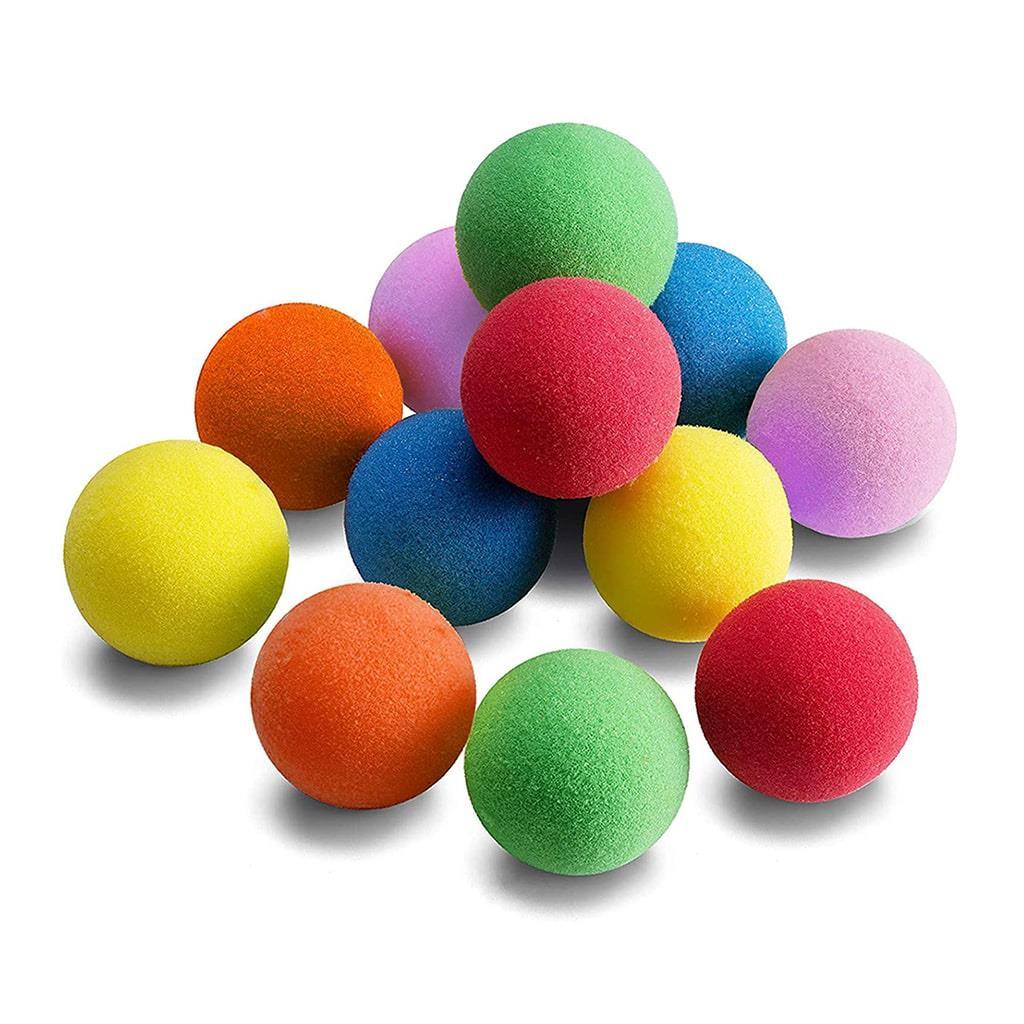 Bola de Esponja Super Soft 4 cm