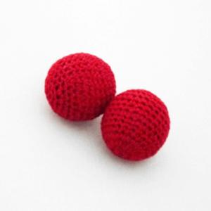 Bolas Crochet para Chop Cup