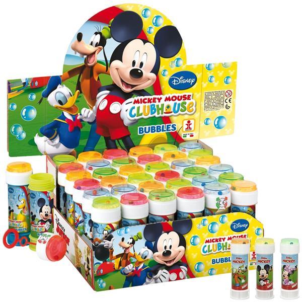 Bolinhas de Sabão Personagens Casa do Mickey