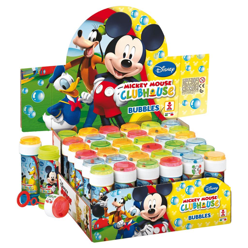 Bolinhas de Sabão Mickey