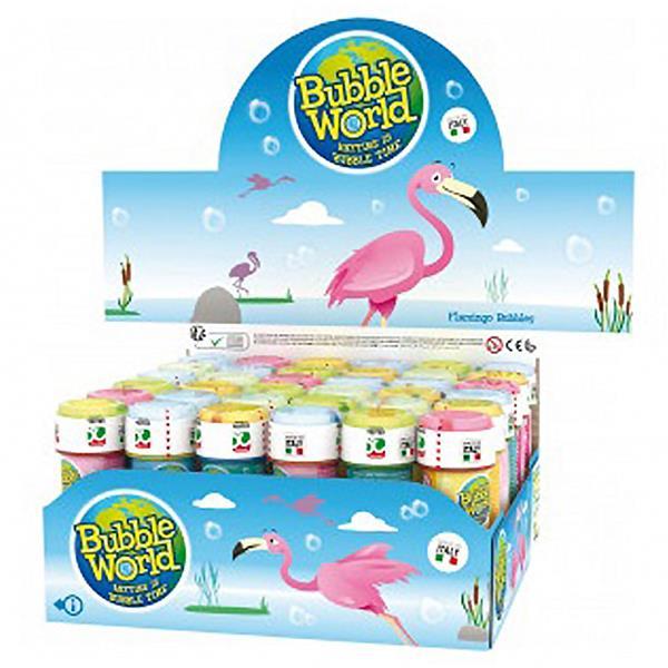 Bolinhas Sabão Flamingo