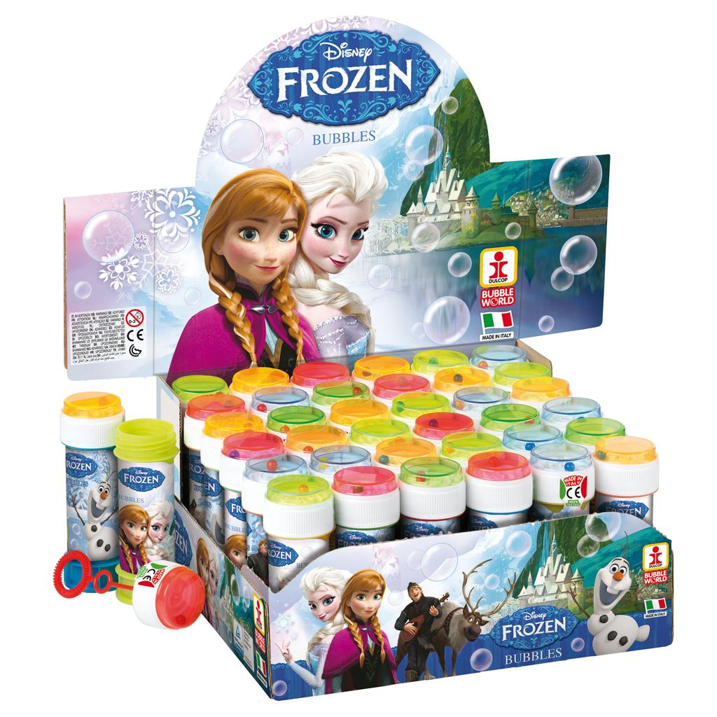 Bolinhas Sabão Frozen