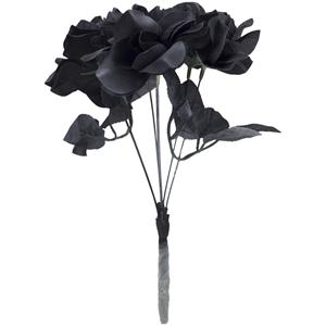 Bouquet Rosas Pretas