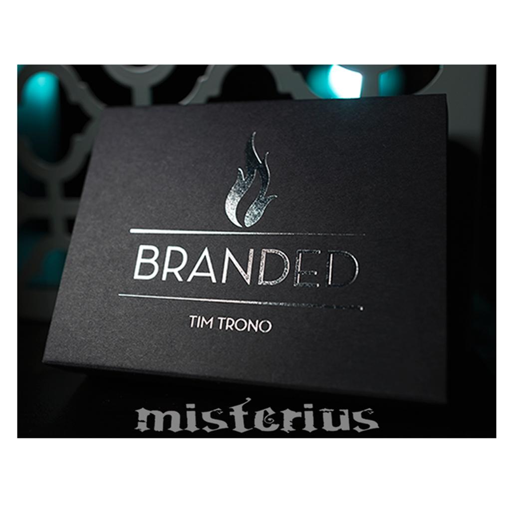 Branded - Tim Trono