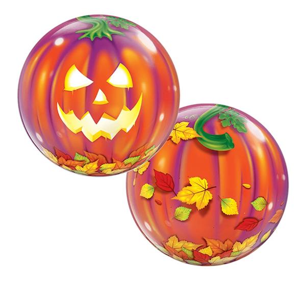 Bubble Abóbora Halloween 56cm