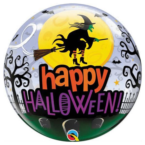 Bubble Happy Halloween