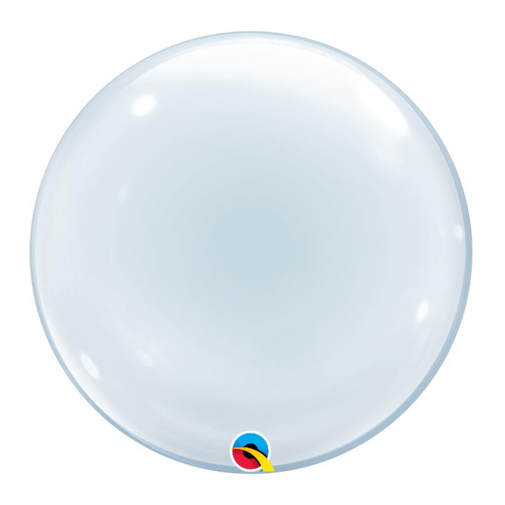 Bubble Transparente, 51 cm