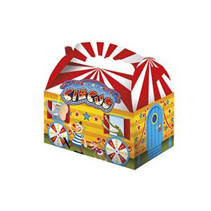 Caixa Aniversário Circo