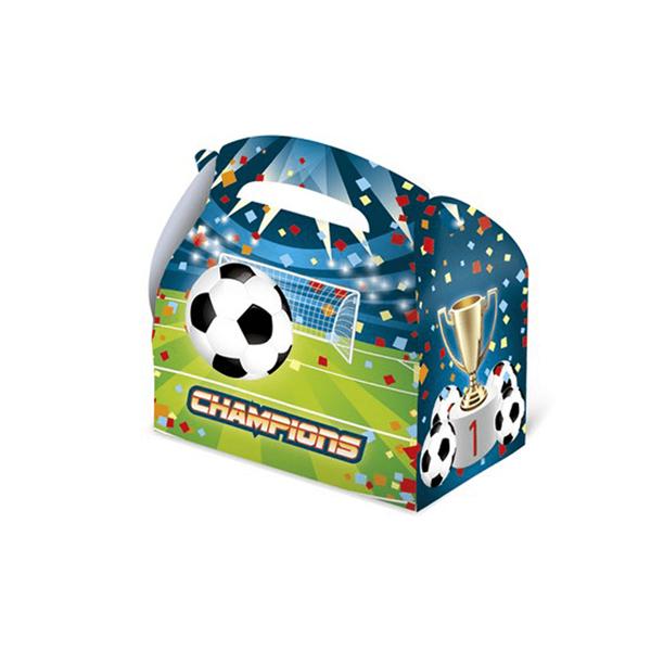 Caixa Aniversário Futebol