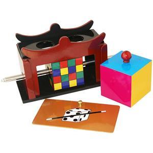 Caixa do Cubo Voador