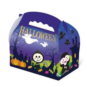 Caixa Halloween Amigos