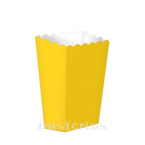 Caixa Pequena Amarela, 5 un