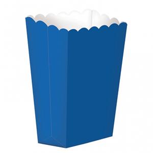 Caixa Pequena Azul Escuro, 5 un