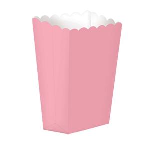 Caixa Pequena Rosa Claro, 5 unid.