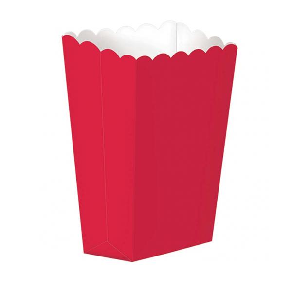 Caixa Pequena Vermelha, 5 un