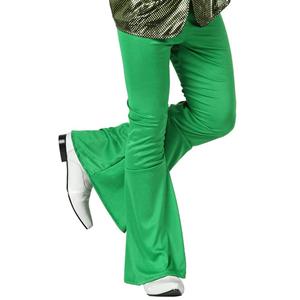 Calças Disco Verdes, Adulto
