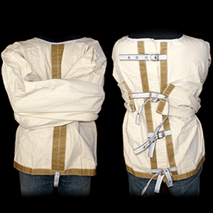 Camisa de Forças Escape - Straight Jacket Escape