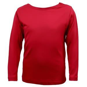 Camisola Vermelha, Criança