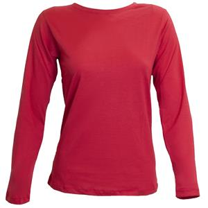 Camisola Vermelha, Mulher