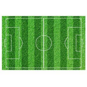 Campo Futebol Comestível