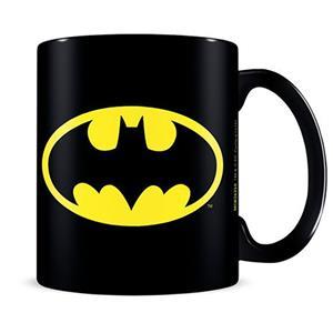 Caneca Batman Logo em Cerâmica