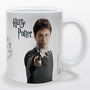 Caneca Harry Potter em Cerâmica