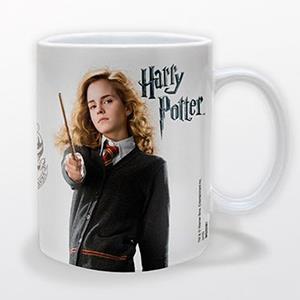 Caneca Harry Potter Hermione Granger em Cerâmica