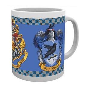 Caneca Harry Potter Ravenclaw em Cerâmica