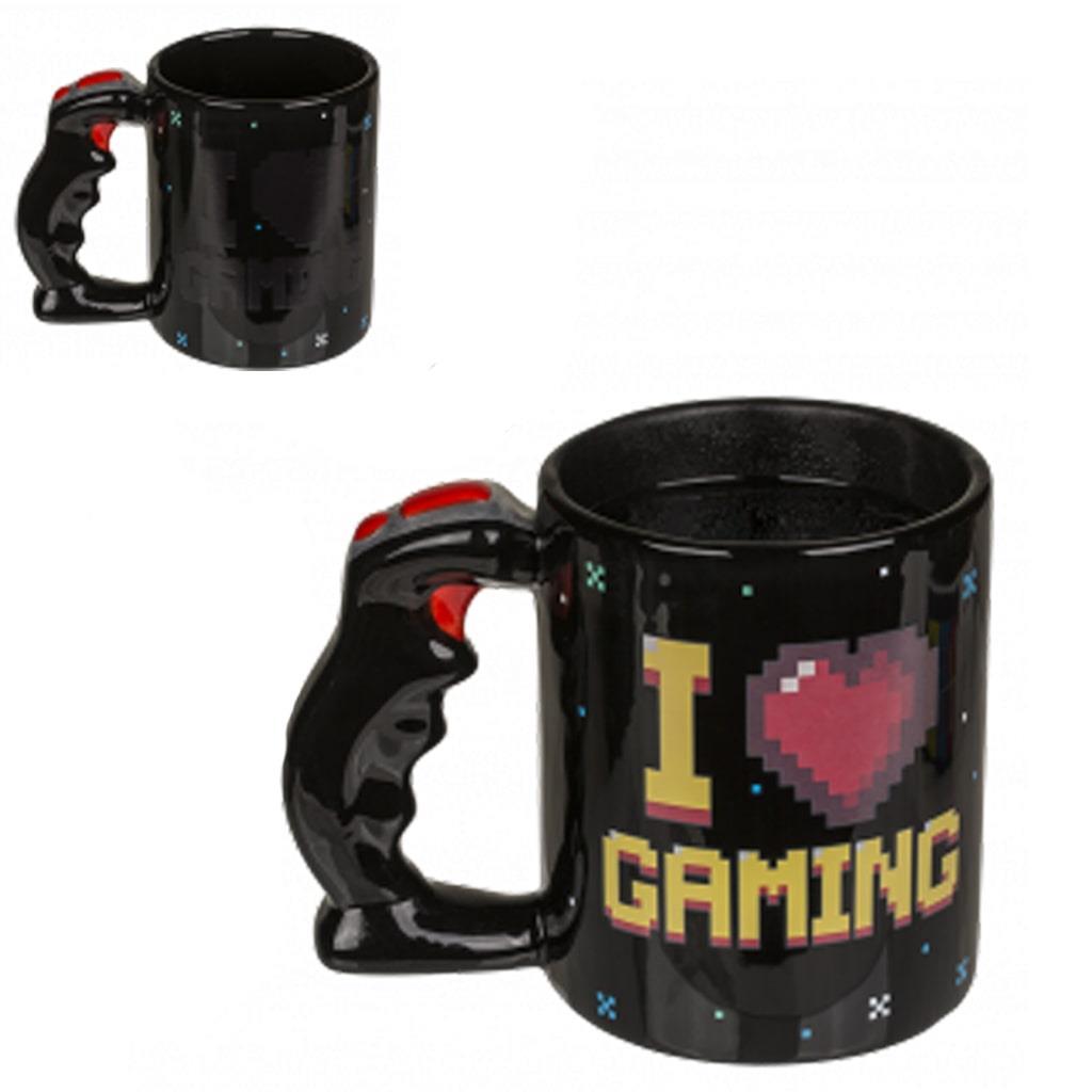 Caneca I Love Gaming