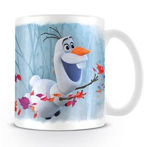 Caneca Olaf Frozen 2 em Cerâmica