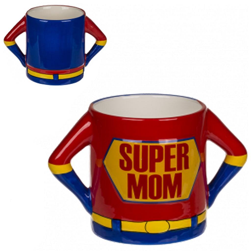 Caneca Super Mom
