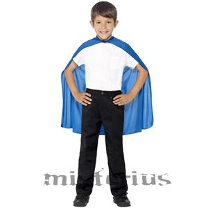 Capa Azul, Criança
