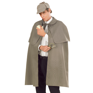 Capa de Detective Sherlock Holmes, Adulto