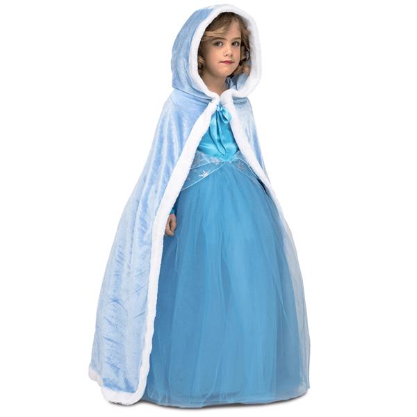 Capa Princesa Azul, Criança