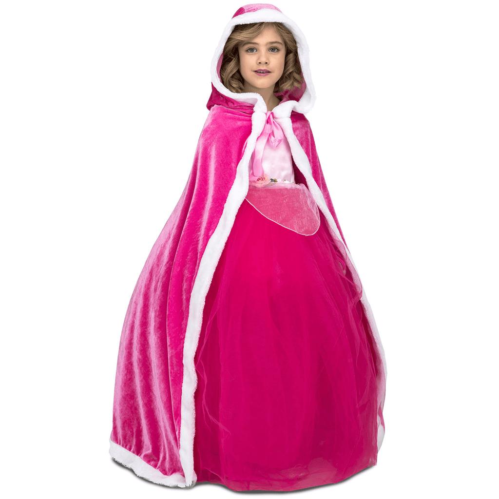 Capa Princesa Rosa, Criança