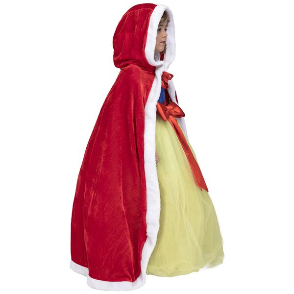 Capa Princesa Vermelha, Criança