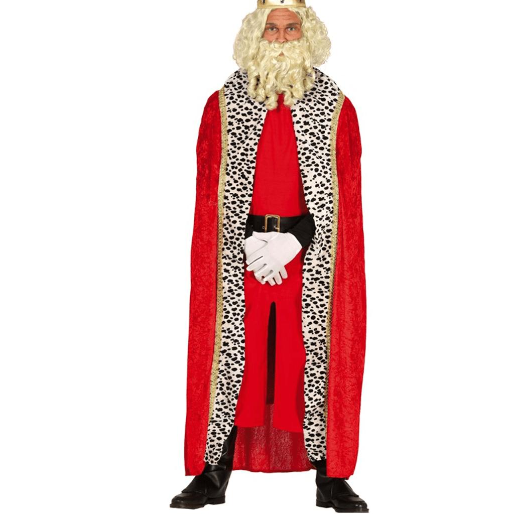 Capa Rei Poderoso, Vermelha