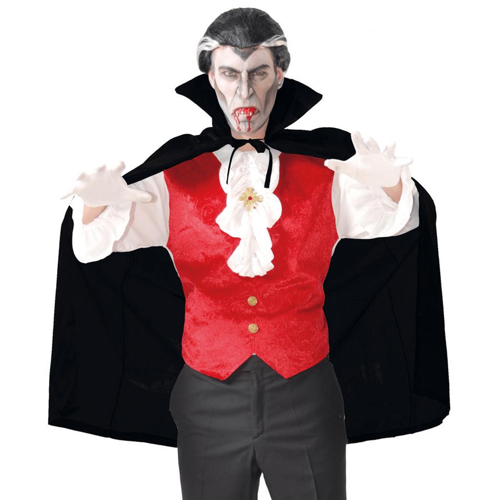 Capa Vampiro Preta