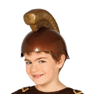 Capacete Guerreiro Romano, Criança