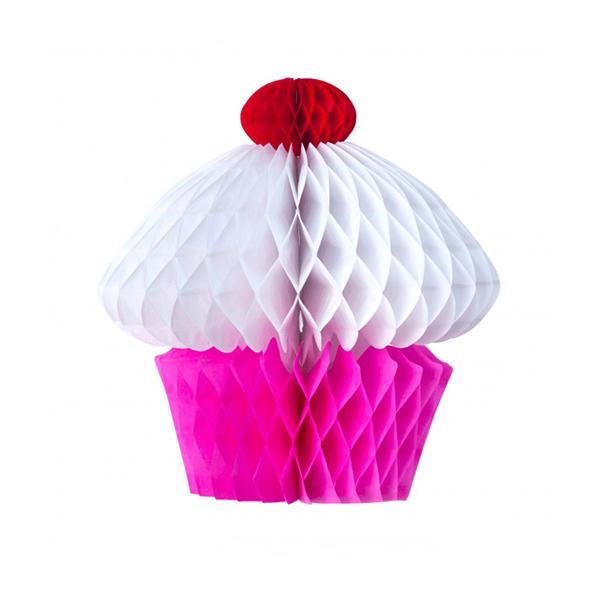 Centro de Mesa Cupcake
