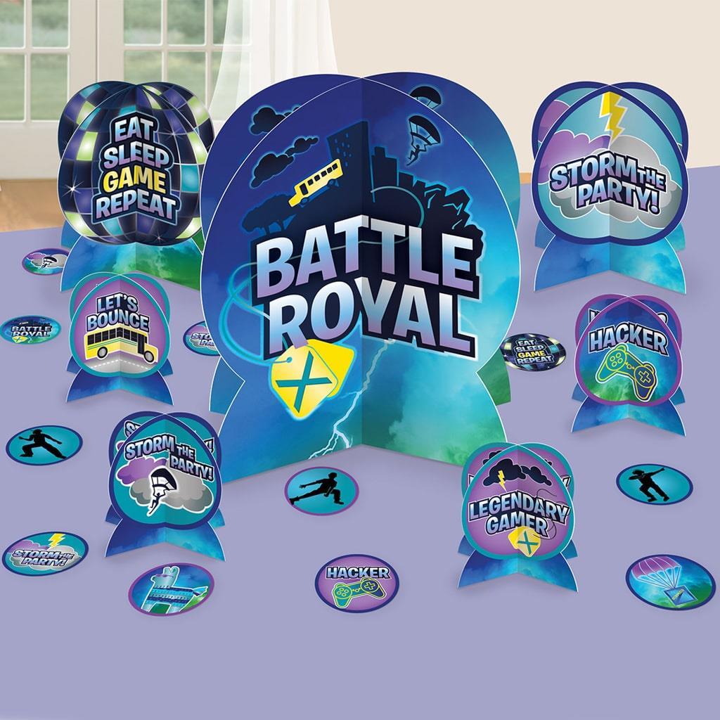 Centros de Mesa Battle Royal