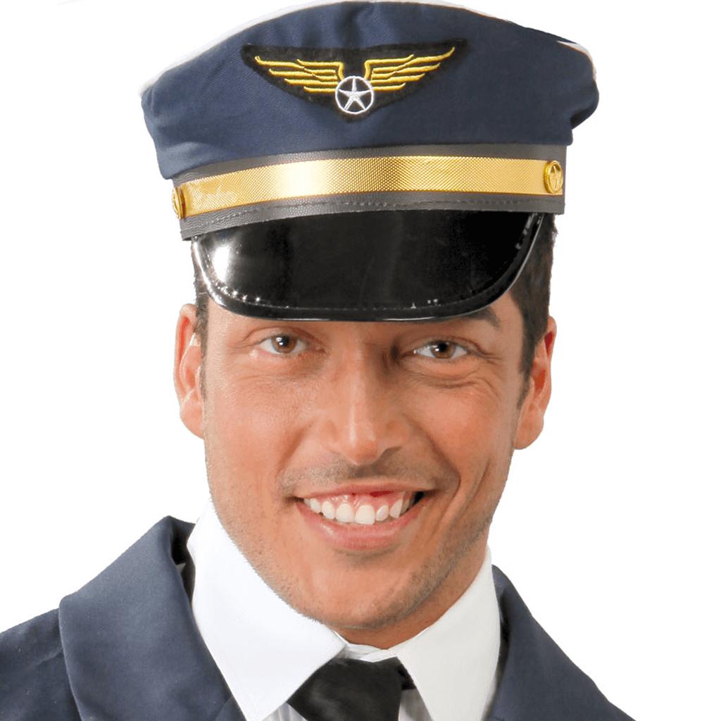 Chapéu Aviador em Tecido