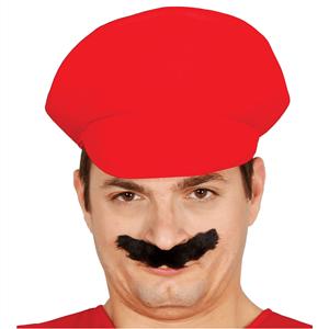 Chapéu Boina Vermelho