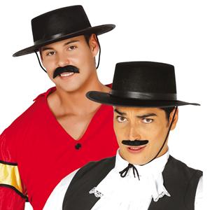 Chapéu Cordobês Preto