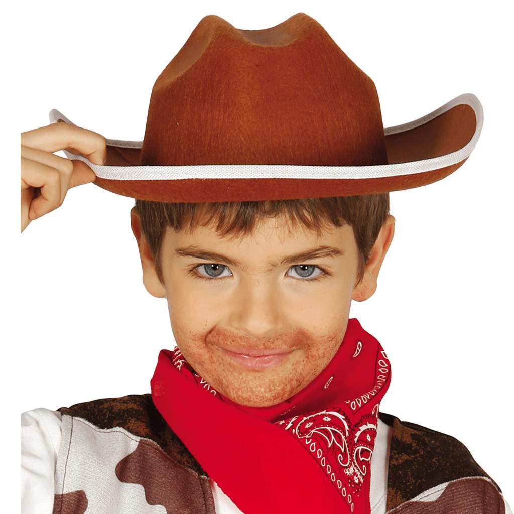 Chapéu Cowboy, Criança