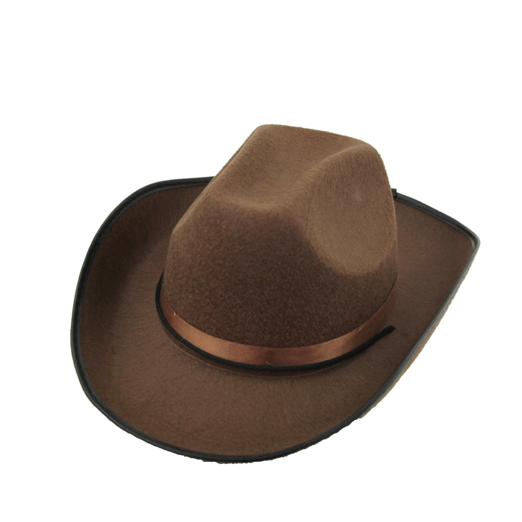 Chapéu Cowboy Vaqueiro, Adulto